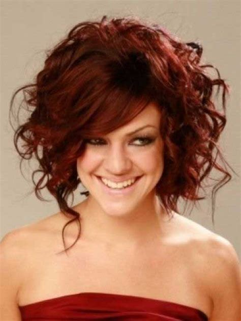 haircuts for curly red hair 12 cool short red curly hair short hairstyles 2017