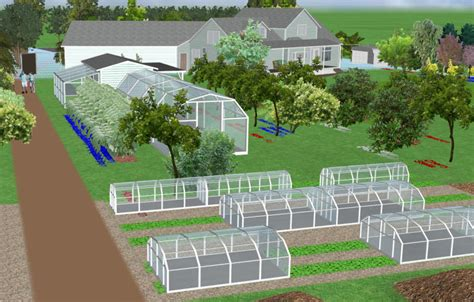 Garden Shed Blueprints modularizing polyculture the lego method permaculture