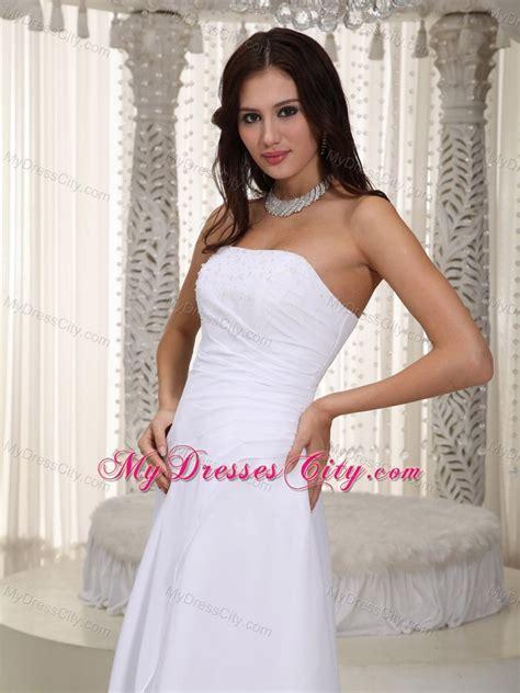 5 Sassy Summer Strapless Staples by Beautiful Empire Strapless Chiffon Beaded Summer Bridal