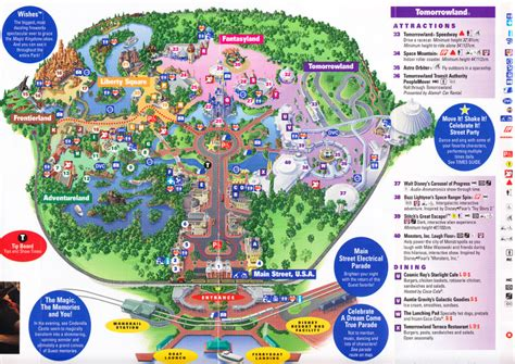 printable disney world maps parks image gallery magic kingdom map