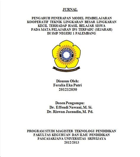 format makalah universitas indonesia contoh makalah ilmiah yang benar contoh 36