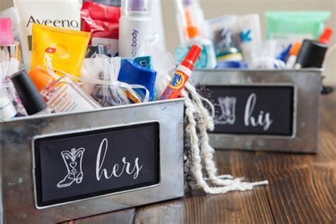 wedding bathroom kit 5 wedding splurges you can skip weddingmix blog