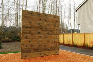 Rock Climbing Wall For Backyard Rock Climbing Walls Pacific Outdoor Products