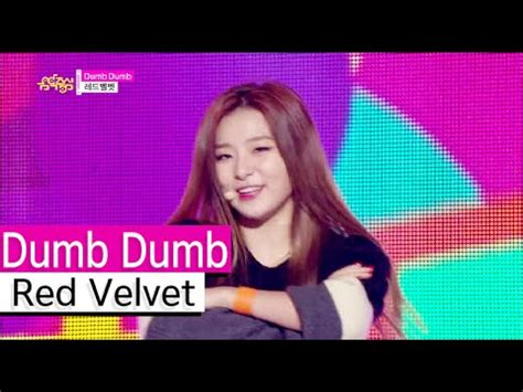 download mp3 red velvet download hot red velvet dumb dumb 레드벨벳 덤덤 show music core