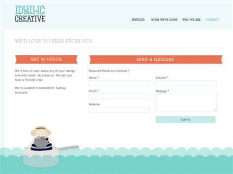 form design standards useful ideas and guidelines for good web form design