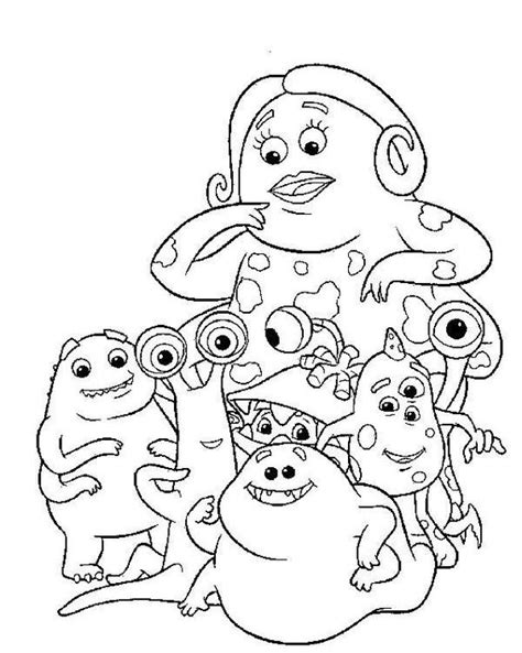 monsters inc coloring pages randall monsters inc coloring pages randall http east color