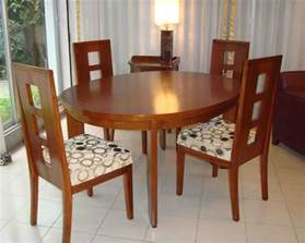 Dining Tables Used Nza Dining Table With 4 Chairs Made Of Solid Wood Clickbd