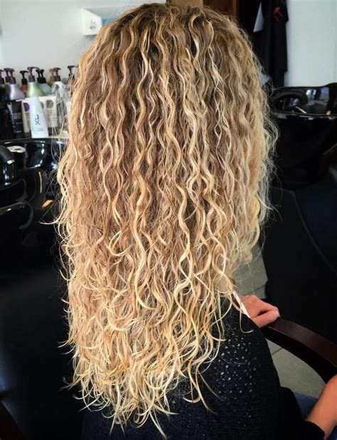 permanant for long hair 40 gorgeous perms looks say hello to your future curls