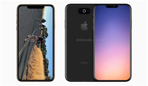 fresh iphone xi 2019 renders are much different than earlier leak images show horizontally