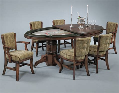 dining room poker table poker table combination dining poker tables