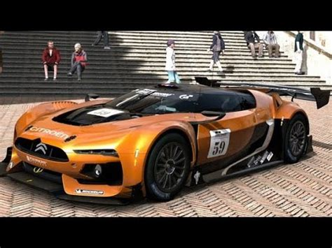 Citroen Race Car by Granturismo 6 650pp Gt By Citroen Race Car Circuit