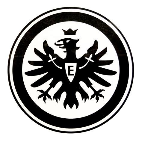 Aufkleber Shop Frankfurt by Eintracht Aufkleber Innenklebend Sw Adler Schwarz Wei 223 Er