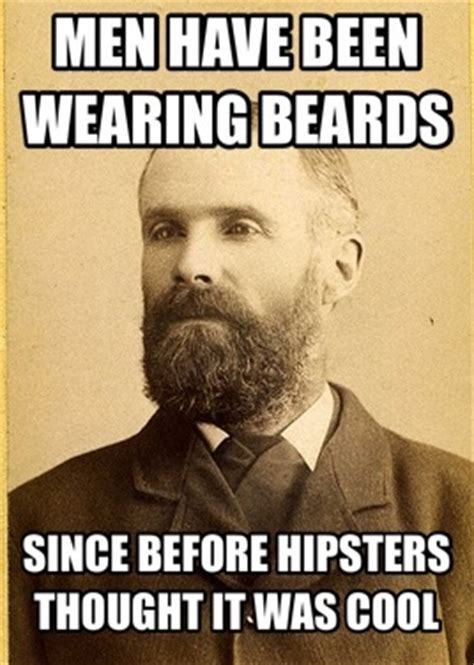 Memes About Beards - men with beards