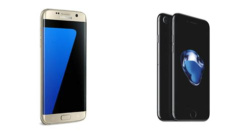 V Samsung Iphone 7 Vs Samsung Galaxy S7 Which Is The Best Smartphone In 2016 Expert Reviews