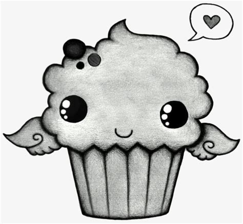 imagenes blanco y negro we heart it dibujos animados en blanco y negro cupcakes blanco y