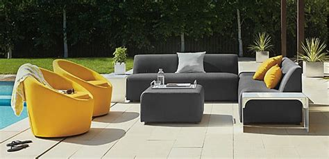 Backyard Room 12 Modern Outdoor Furniture Finds