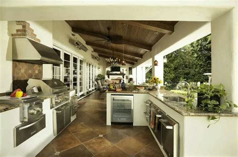 beautiful outdoor kitchens beautiful outdoor kitchen outdoors i love pinterest
