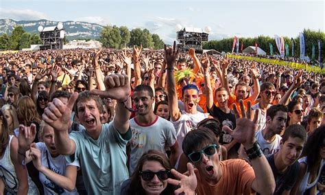 music festival in the south of france musilac france s waterside music festival travel the