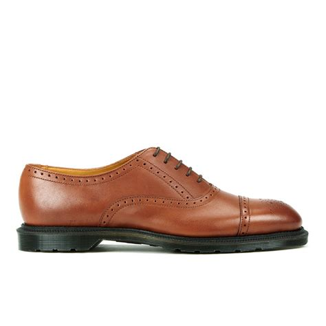 Kickers Boots Morris dr martens s henley morris temperley leather brogues