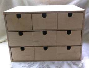 Wooden Storage Ikea Ikea 9 Drawer Wooden Storage Box For Sale In Roseville