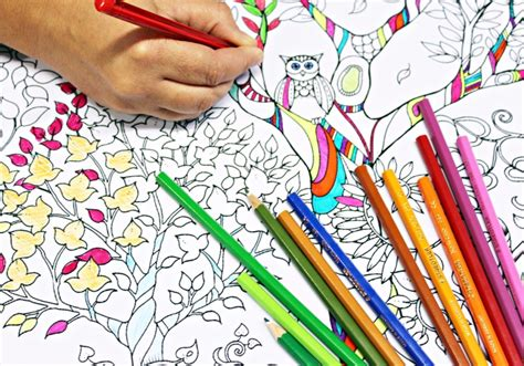 coloring book 25 best coloring books pages for adults to relieve