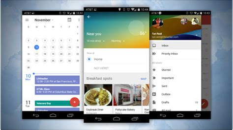 google updated with material design for android lollipop get google s new material design apps even if you don t
