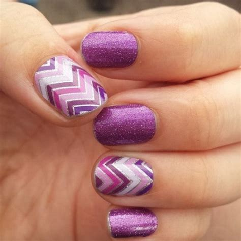 Purple Nail Designs For Nails