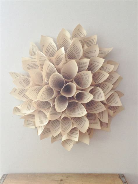Crafts With White Paper - le bazar de une touche de d 233 co