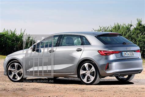 Neuer Audi A3 Sportback by Audi A3 Iv 2019 Vorschau Und Technik Bilder Autobild De