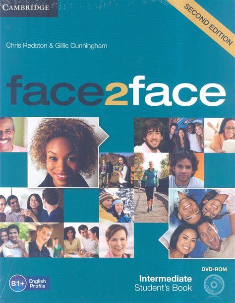 comprar libro face 2 face intermediate second edition student s book