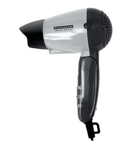 Travel Hair Dryer With Attachments travel hair dryer with dual voltage in travel accessories