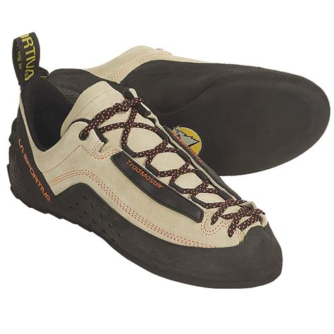 sportiva climbing shoes la sportiva tradmaster climbing shoes for and