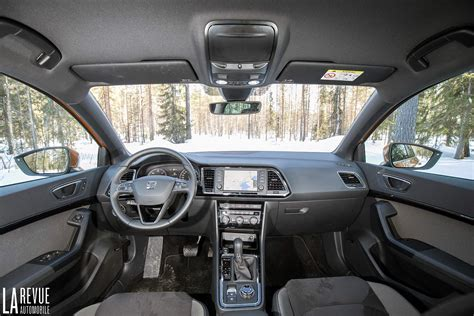 seat ateca xcellence photo ateca xcellence 4drive interieur