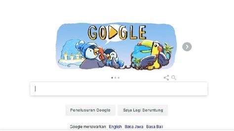 tema doodle hari ini doodle perayaan global liburan di bulan desember
