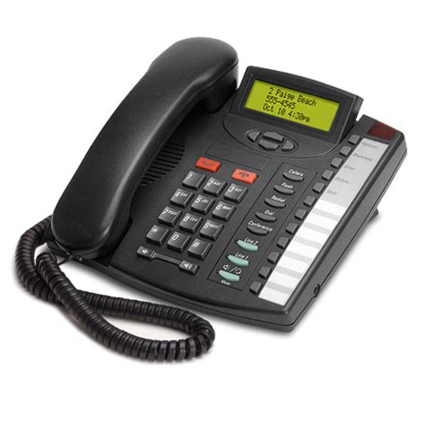 Voice Desk Phone by Tse Isdn Aastra Centrex Based Telephone Sets 9110