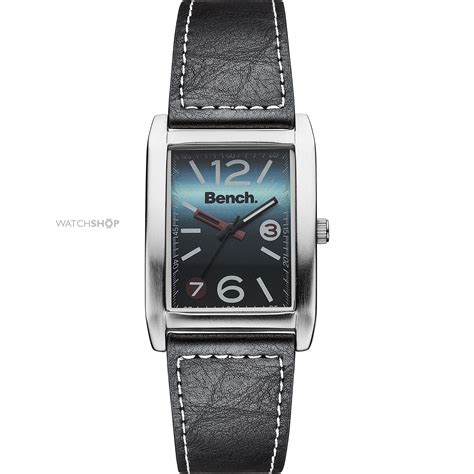 bench watch price men s bench watch bc0423slbk watch shop com