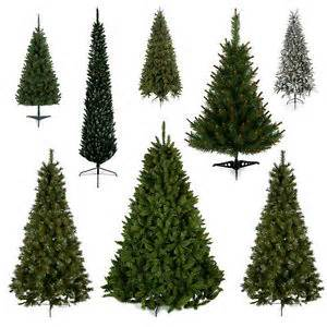 artificial christmas tree range many sizes shapes