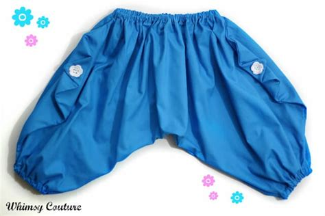 sewing pattern for harem pants harem pants pattern for kids whimsy couture sewing
