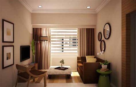 hiasan ruang tamu rumah flat kecil desain rumah warna hiasan tips dekorasi bagi rumah flat atau apartment
