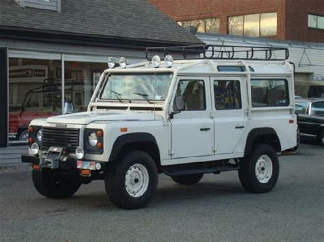 how cars run 1993 land rover defender transmission control 1993 land rover defender 110 cars for sale