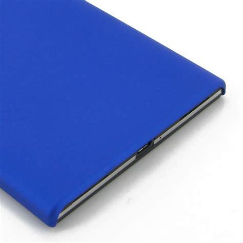 Rubberized Back Blackberry Passport blackberry passport rubberized cover blue pdair 10