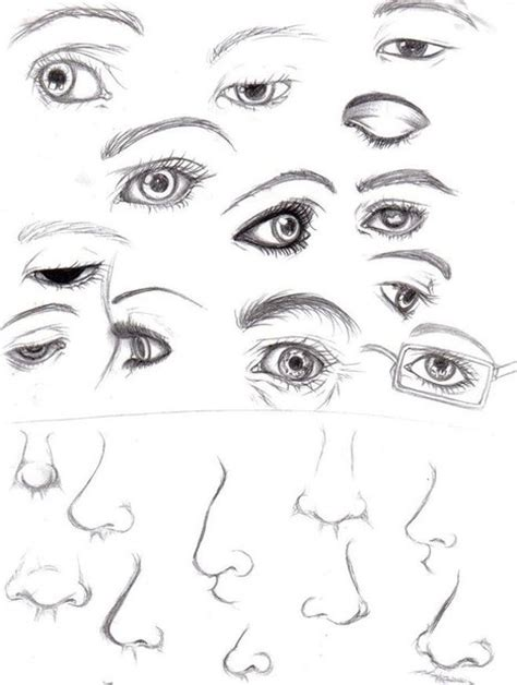 line art tutorial tumblr nose reference in drawing references and resources
