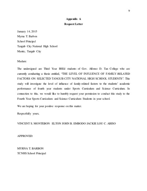 College Of Staten Island Letterhead Dissertation Letter Permission