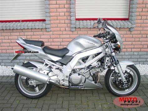 2003 Suzuki Sv 1000 Suzuki Sv 1000 2003 Specs And Photos