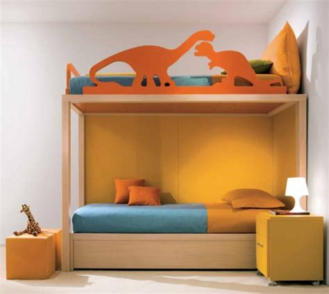 cool and ergonomic bedroom ideas for two children by غرف نوم شباب بسرير دورين مودرن المرسال