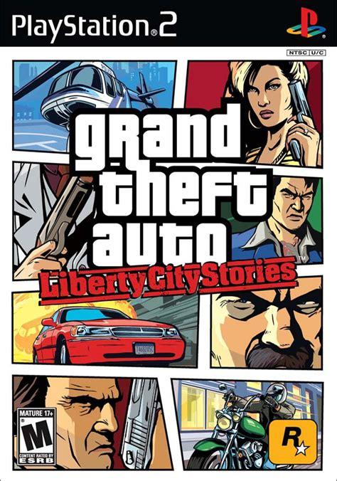 Ps2 Buku Walktrough Plus Grand Thef Auto Liberty City Stories grand theft auto liberty city stories playstation 2 ign