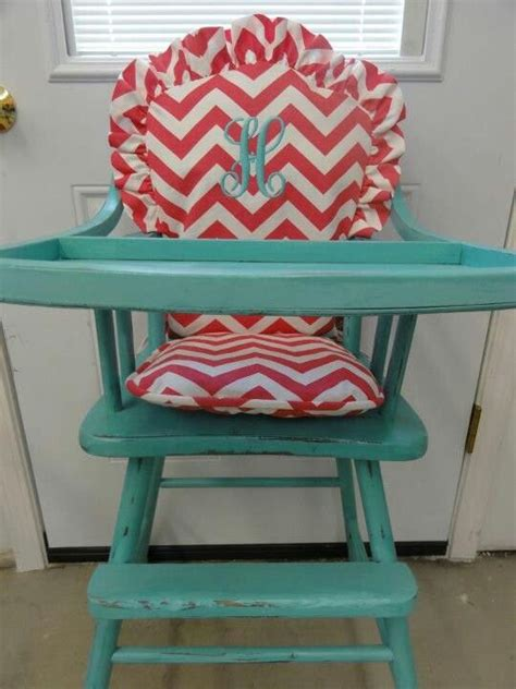 Pattern For Vintage High Chair Pad | high chair make over ideas parents of color seek newborn
