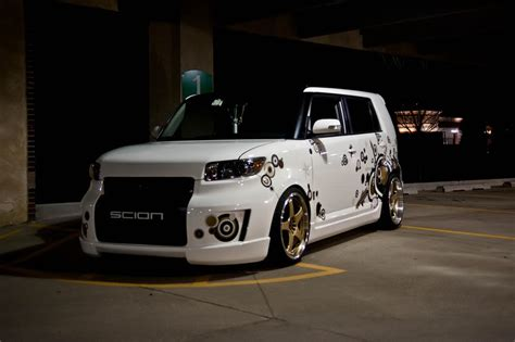 scion cube custom did some work this weekend scionlife com