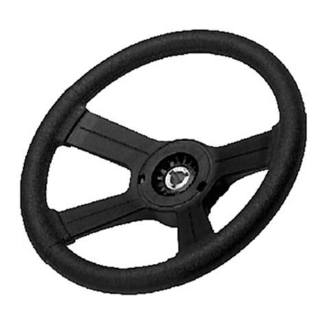 boat steering wheel maintenance attwoodsoft grip 4 spoke steering wheel 168741 steering