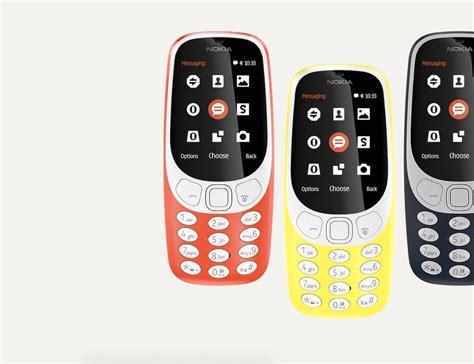 Nokia 3310 Classic nokia 3310 classic cellphone 187 gadget flow